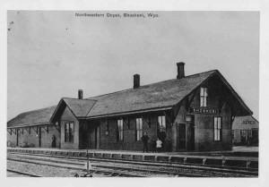 Shoshoni Depot
